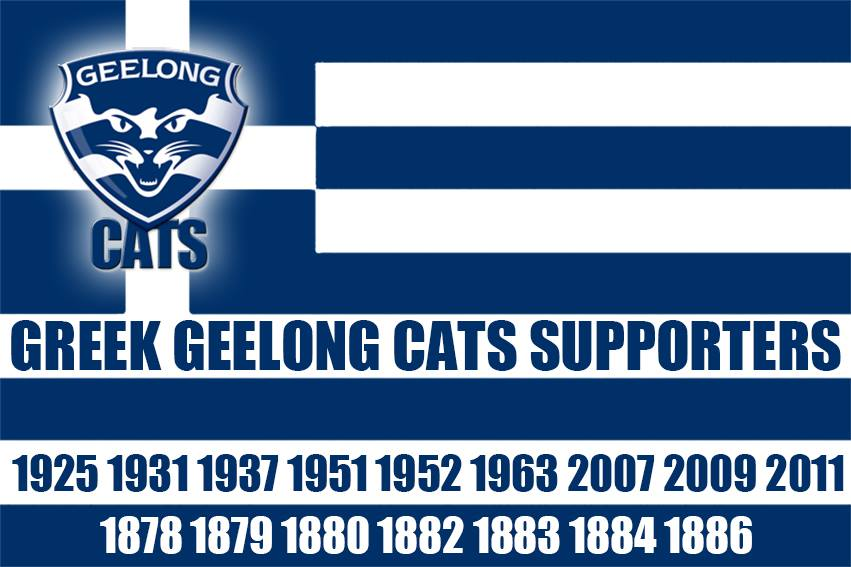 Greek Geelong Cats Supporters Club